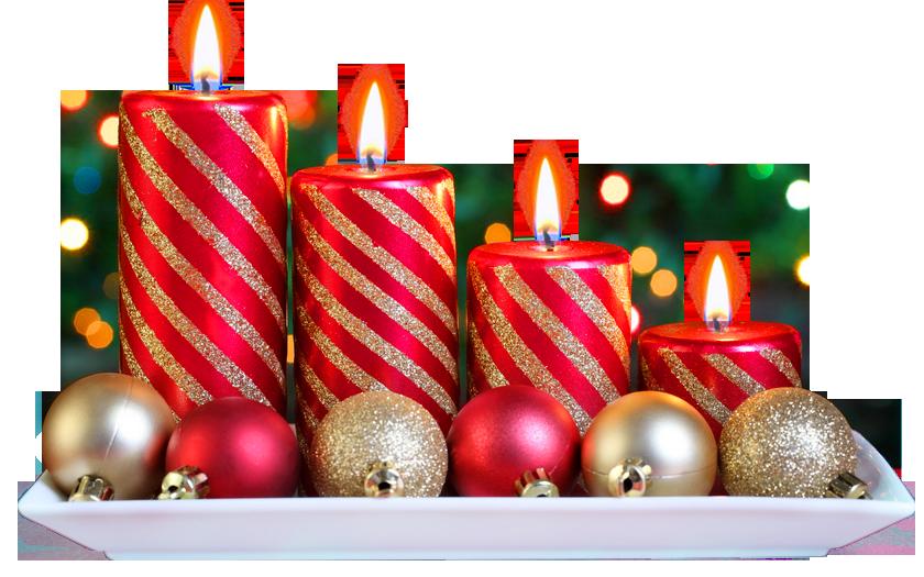 Adornos De Navidad Con Velas Coopdgii - Adronos-de-navidad